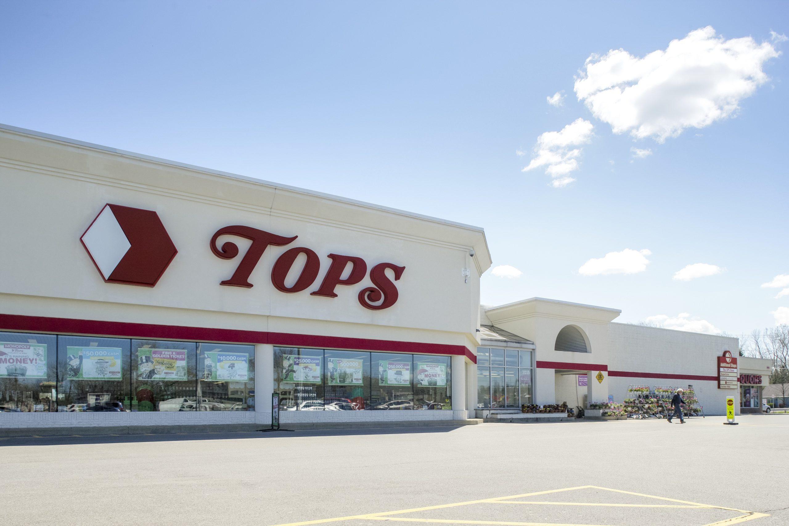 Tops Plaza, Amherst, NY
