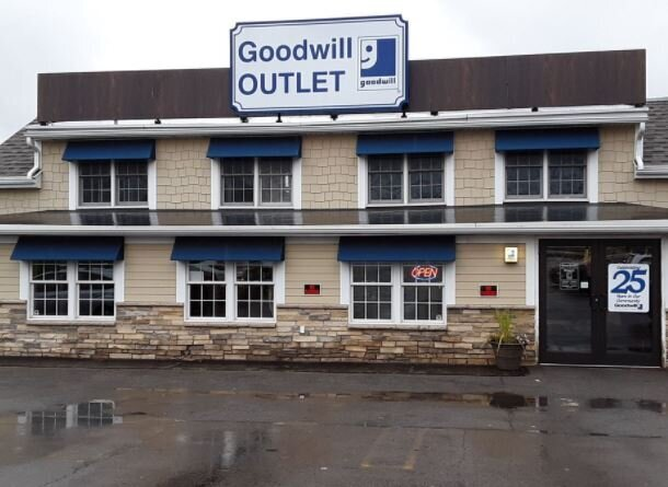 Former Goodwill Store