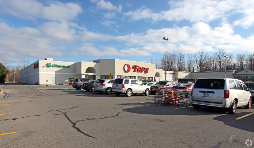 Tops Plaza, Ontario, NY